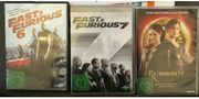 3 DVD s Fast Furious