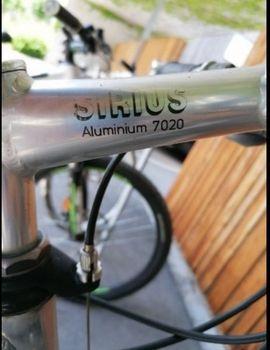Sirius MTB Alu 26 Zoll: Kleinanzeigen aus Thüringen - Rubrik Mountain-Bikes, BMX-Räder, Rennräder