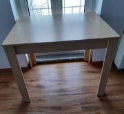 Tisch hell vielfältig einsetzbar