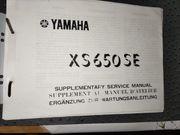 Yamaha XS 650 Se Reperaturbuch