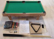 Tisch-Billard Billiard Mini-Poolbillard Minibillard Minibilliard