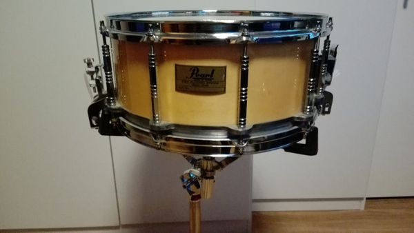 Snare Snaredrum Pearl Free Floating