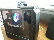 Gaming Pc GZM Intel I7-8700