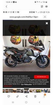KTM 1190 zu verkaufen