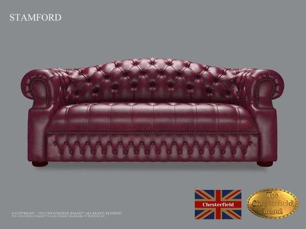 Stamford Chesterfield 3 Sitzer Sofa