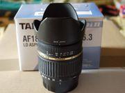 Tamron AF 18-250mm 1 3
