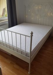Bett inkl Lattenrost