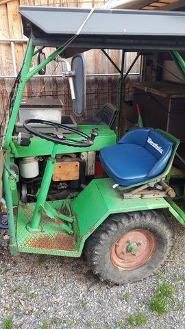Traktoren, Landwirtschaftliche Fahrzeuge - Schilter