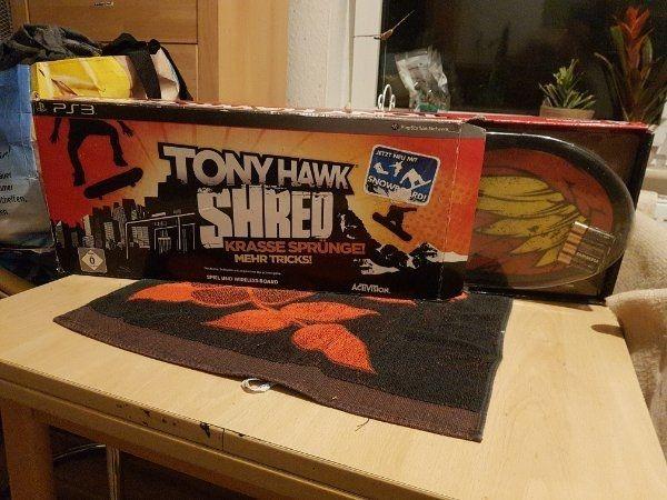 tony hawk shred ink. wireless snowboard