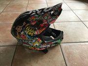 O Neal Crank Fullface Helm