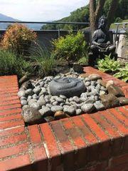Springbrunnen inkl Zubehör