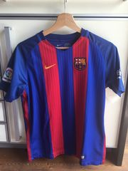 FCB Messi Shirt Gr 158