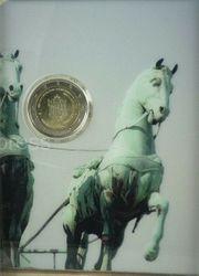 2 Euro Gedenkmünze 2015 San