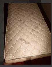 Neuwertige Matratze zu verkaufen leider