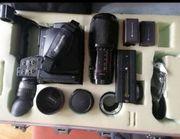 Panasonic AG-AF 101 Kamera