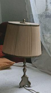 Stehlampe Messing groß und klein