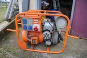 Bosch Feuerwehr Stromerzeuger