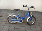Puky Kinderrad 16 Zoll blau