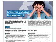 Mediengestalter Digital und Print m