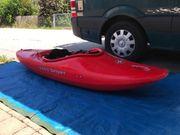 Wildwasserkajak Wave Sport Diesel D-Series
