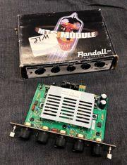 Randall MTS JTM Guitar Amp