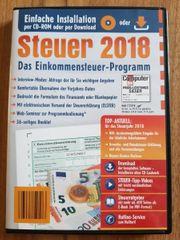 Steuer 2018 CD-ROM von Aldi -