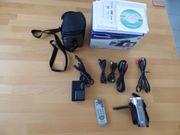 Video Camera HDC-SD9 Aufzeichnung auf
