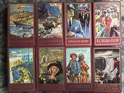 12 Bücher - Rote Serie - Karl