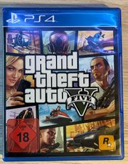 PS 4 GTA 5 - grand