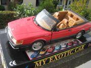 Modellauto 1 18 --2 x