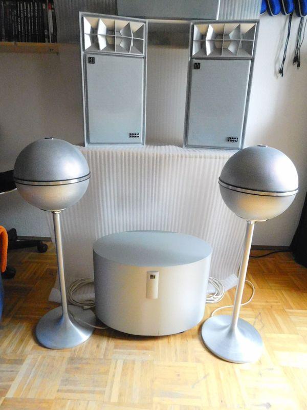 Vintage trifft Surround Audiorama Audioprisma