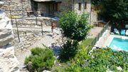 Ferienhaus am Fluß in Ligurien