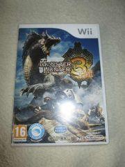 Monster Hunter3 - Spiel