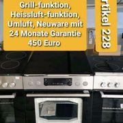 Gorenje Induktions Herd-Set Heißluft Grill