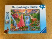 Ravensburger Puzzle 200 Teile