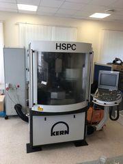 CNC- Präzisionsfräsmaschine und Bohrmaschine KERN