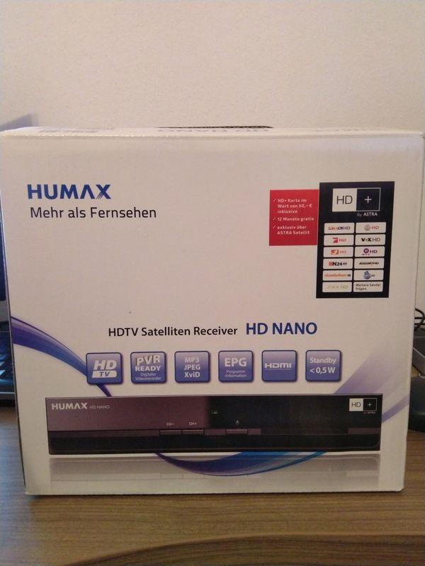 Humax HDTV Satelliten Receiver