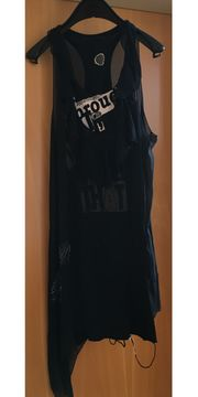 extravagantes Kleid aus Boutique S