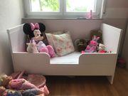 Wellemöbel Babybett Malie Umbauseiten zum