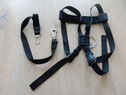 Brustgeschirr Autosicherheitsgeschirr für Hunde Gr