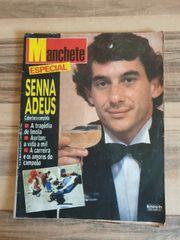 Ayrton Senna Spezial Zeitschrift