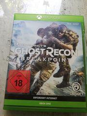 Ghost Region Breakpoint Xbox one