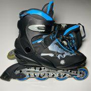 Inline Skates Schienen Rollen