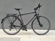 Stevens Premium Alu-Cityrad Trekkingrad 28