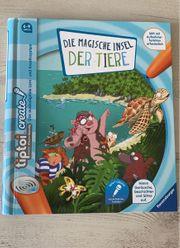 tiptoi Buch die magische Insel