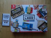 Nintendo Switch - Nintendo Labo Toy-Con