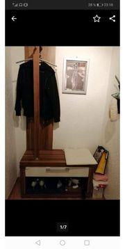 Sonderanfertigung Garderobe