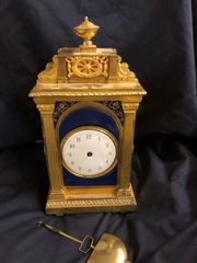 Bracked Clock 44 Schlag Glockenspielwerk