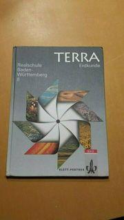 Terra Erdkunde Buch Realschule Baden -