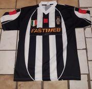 Juventus Turin Trikot 2002 03